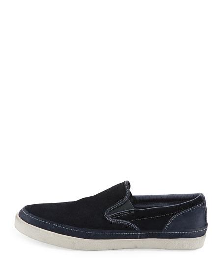 Jet Canvas Slip-On Sneaker