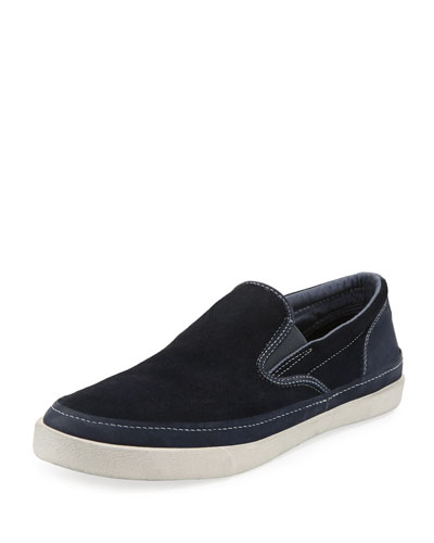 Jet Canvas Slip-On Sneaker