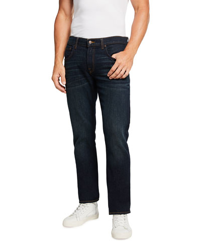 The Straight-Leg Jeans, Marklane