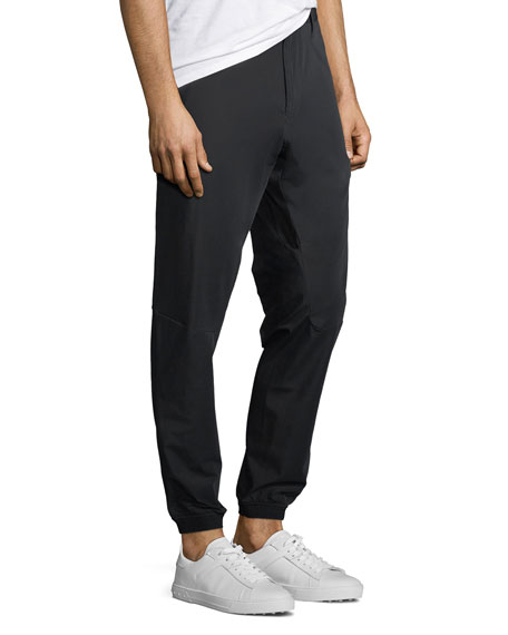 Men's Nylon-Blend Jogger Pants