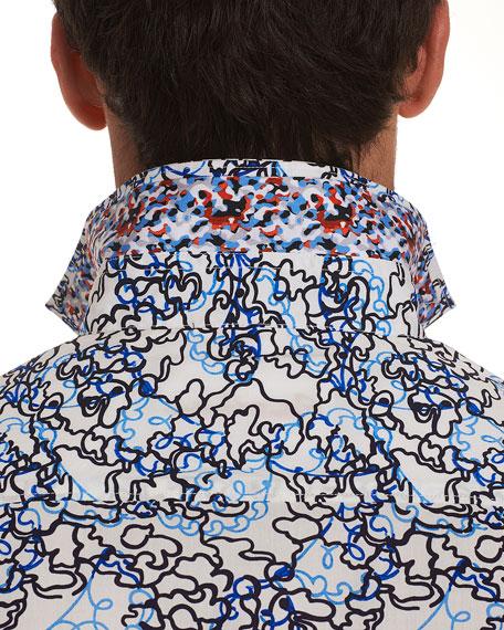 Delgado Graphic-Print Short-Sleeve Shirt