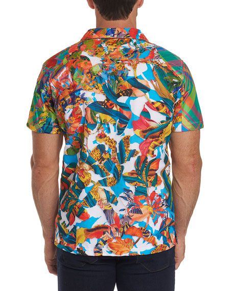 Limited Edition Floral-Print Shirt