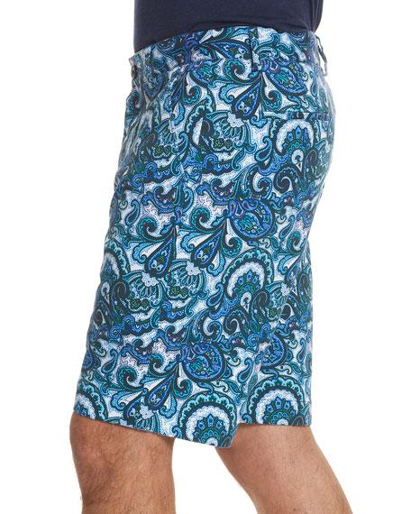 Baracoa Paisley Shorts
