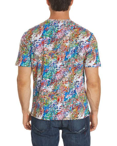 Reggaeton Paint Splatter T-Shirt