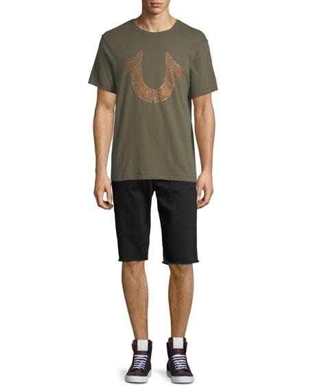 Ricky Flap-Pocket Shorts