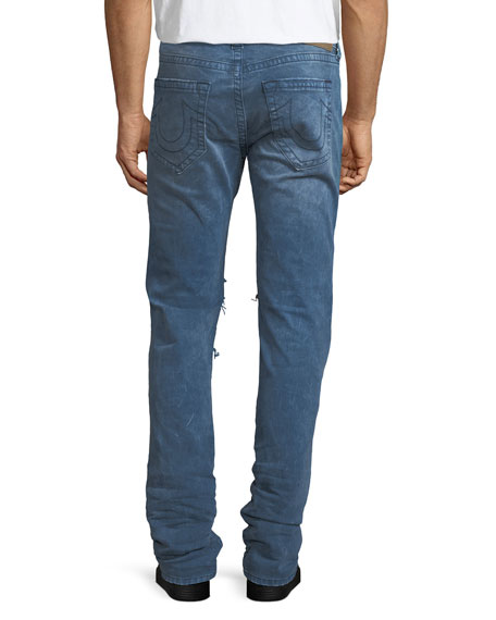 Rocco Distressed Skinny Jeans