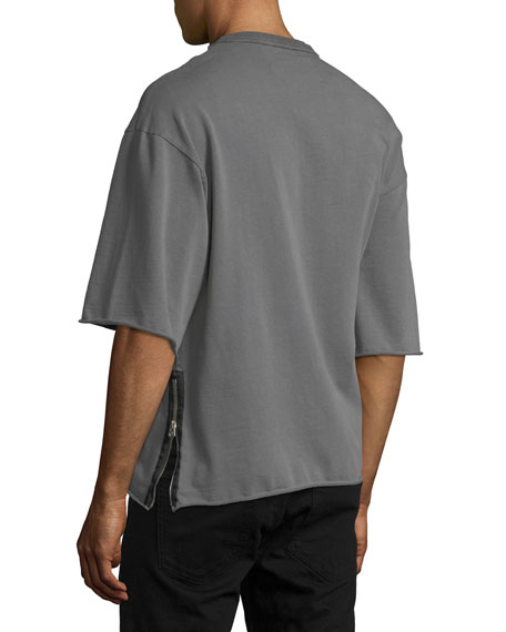 Oversized Pocket T-Shirt