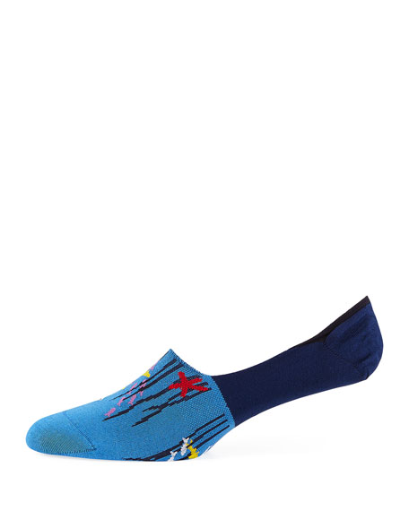 Marcoliani Reef No-Show Socks