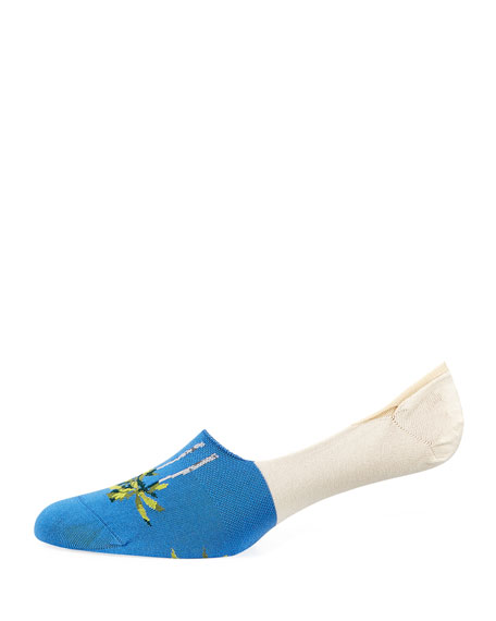 Marcoliani Atoll No-Show Socks