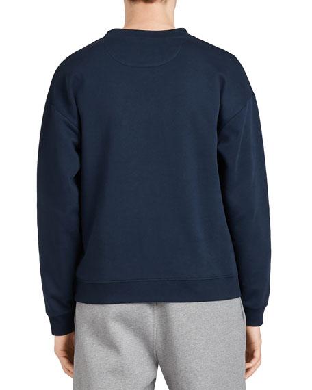 Logo Sport Cotton-Blend Sweatshirt