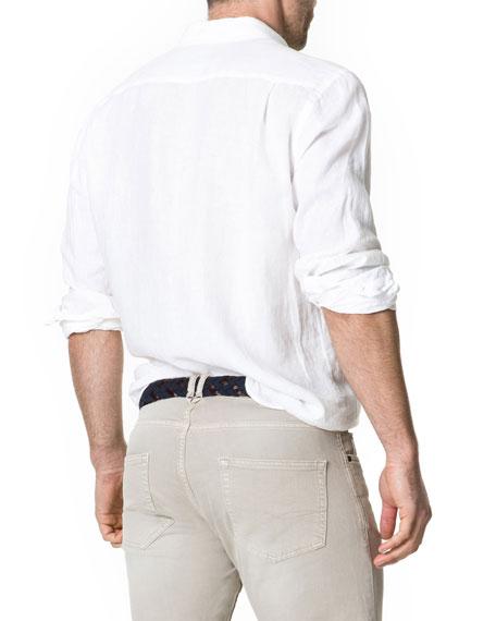 Men's Hamlet Linen Sport Shirt