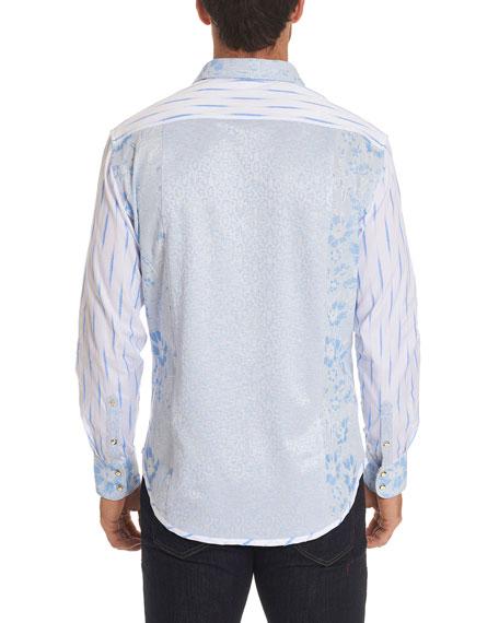 Limited Edition The Ryan Jacquard Sport Shirt