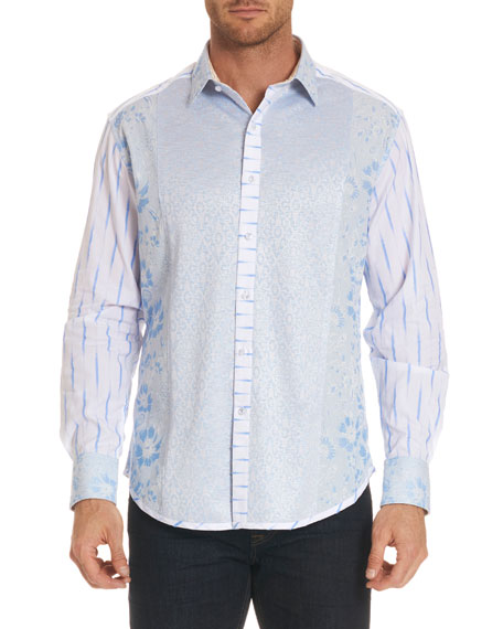 Robert Graham Limited Edition The Ryan Jacquard Sport