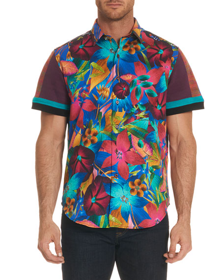 Robert Graham Limited Edition The Murray Short-Sleeve Sport