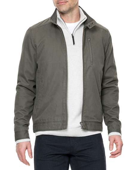 Armitage Cotton-Twill Jacket