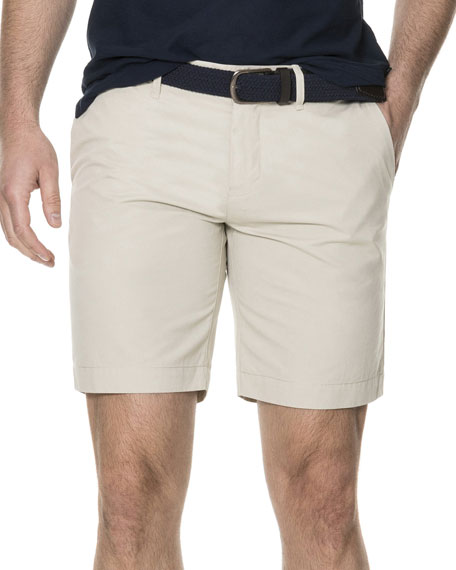 Men's Lambton Cotton Twill Shorts