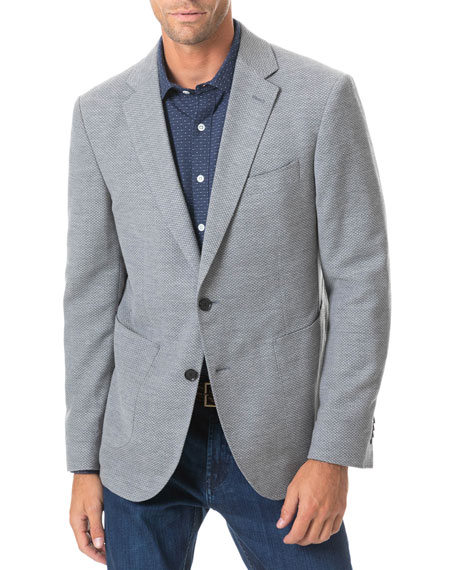 Rodd & Gunn Fife Street Wool-Blend Jacket