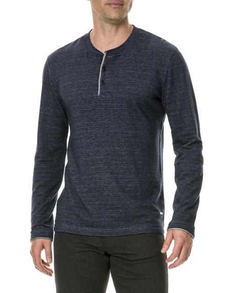 Centre Island Henley Shirt