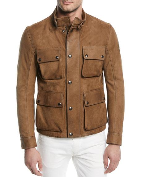 Brad 4.0 Leather Field Jacket