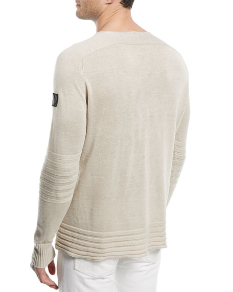 Exford Linen Sweater