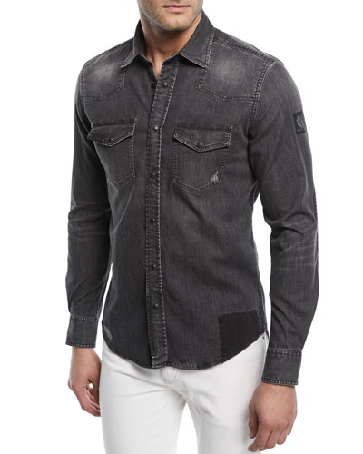 Southcott Western Denim Shirt