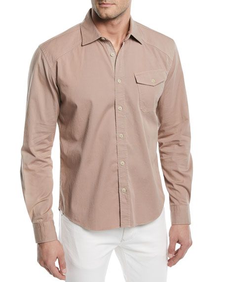 Belstaff Steadway Pocket Sport Shirt