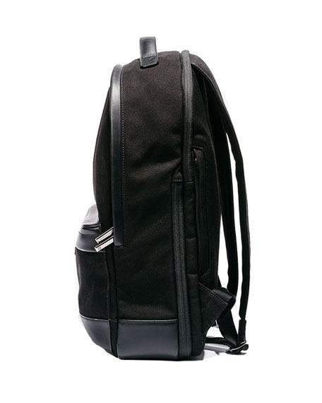 Soft-Side Woven Backpack