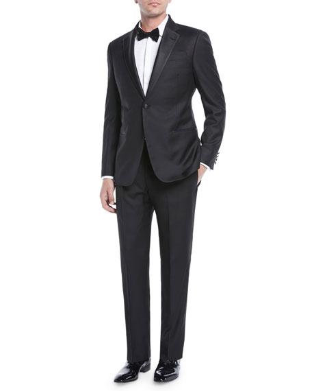 Super 130s Wool Two-Piece Tuxedo
