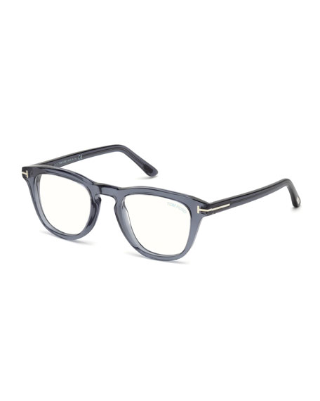 Square Acetate Optical Frames