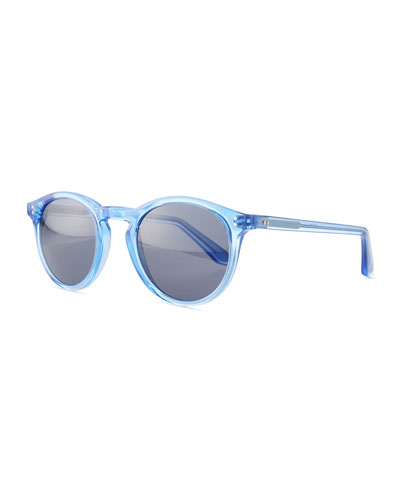The Excursionist Round Sunglasses