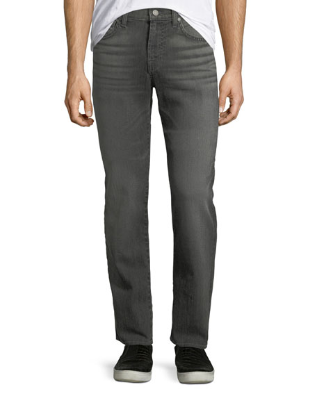 7 For All Mankind Men's Slimmy Slim Stretch-Denim