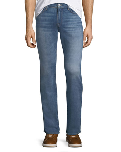 Slimmy Slim/Straight-Leg Jeans, Desert Warrior