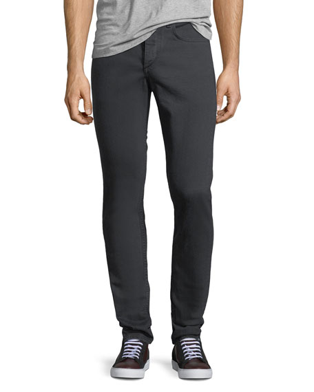 Rag & Bone Men's Fit 1 Mid-Rise Slim-Fit