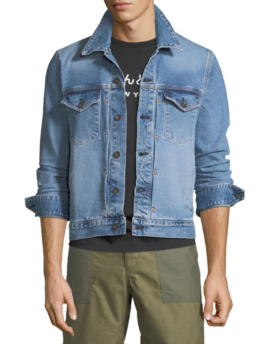Men's Montauk Jean Jacket