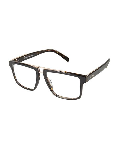 Tortoiseshell Plastic Optical Frames