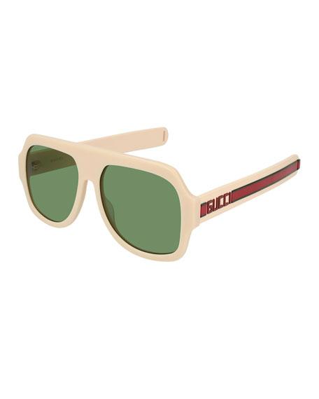 Gucci Bold Sport Sunglasses