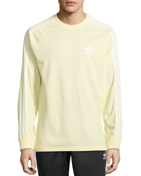 Adidas Football Graphic-Back Long-Sleeve T-Shirt