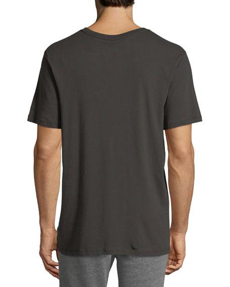 Varsity Logo-Graphic T-Shirt