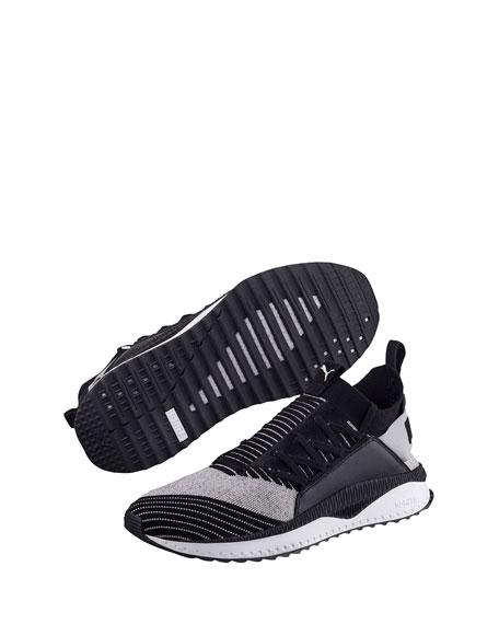 Men's TSUGI Two-Tone Knit Sneakers