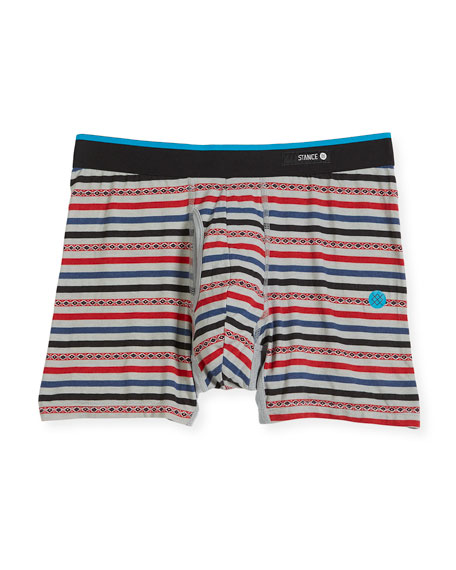 Rhythm Stripe Boxer Briefs
