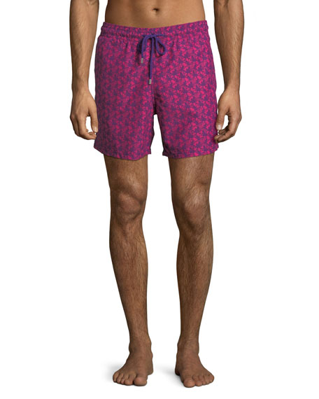 Vilebrequin Moorea Mini-Octopus Swim Trunks
