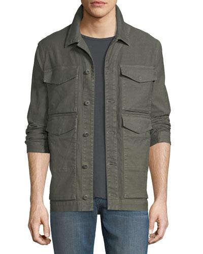 Kraeton Army Twill Jacket