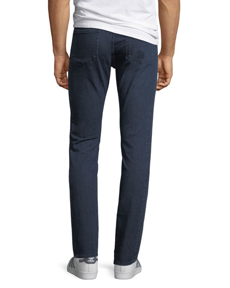 Men's Musconite Moto Slim-Fit Jeans