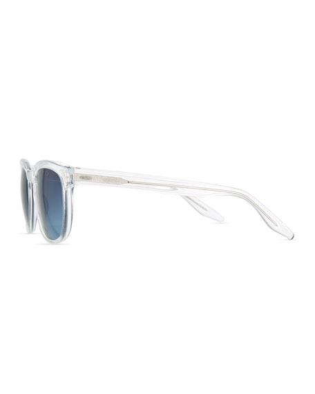 Men's Coltrane Crystal Polarized Sunglasses
