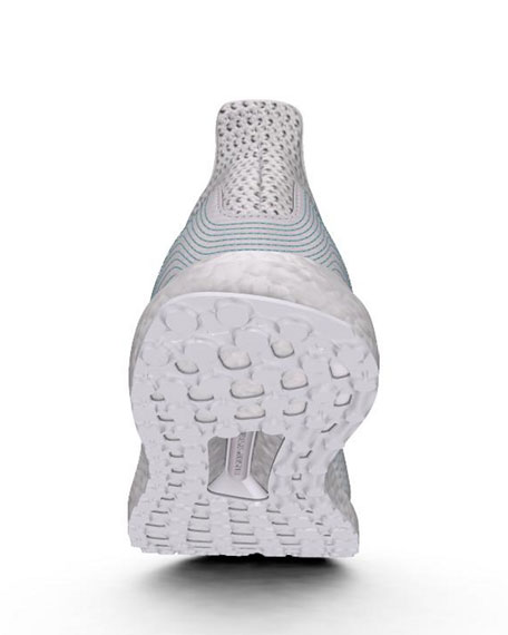 Men's UltraBOOST Parley LTD Knit Sneaker