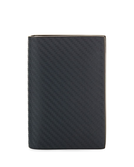 Chassis Leather Business Card Case