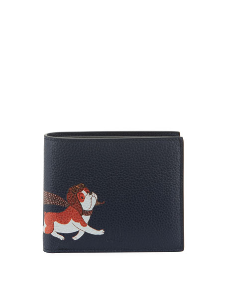 Boston Bulldog 8CC Billfold Wallet