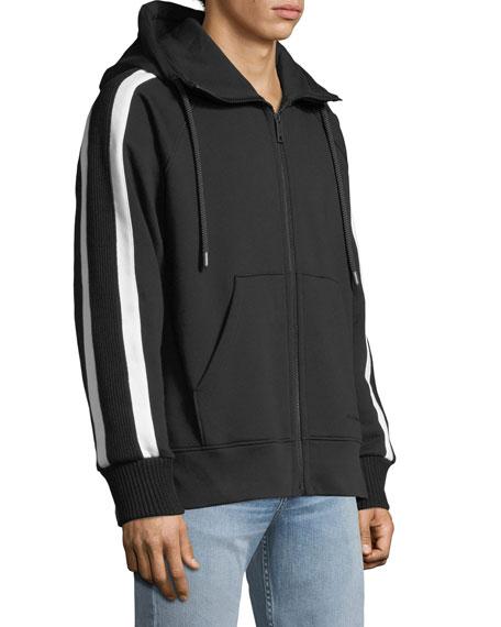 Men's Arade Knit Zip-Front Hoodie