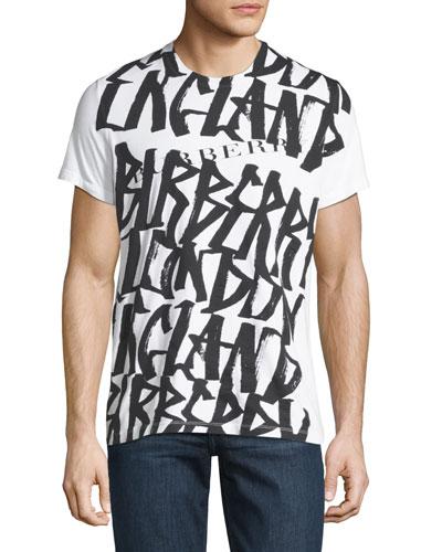 Men's Boulder Graphic T-Shirt