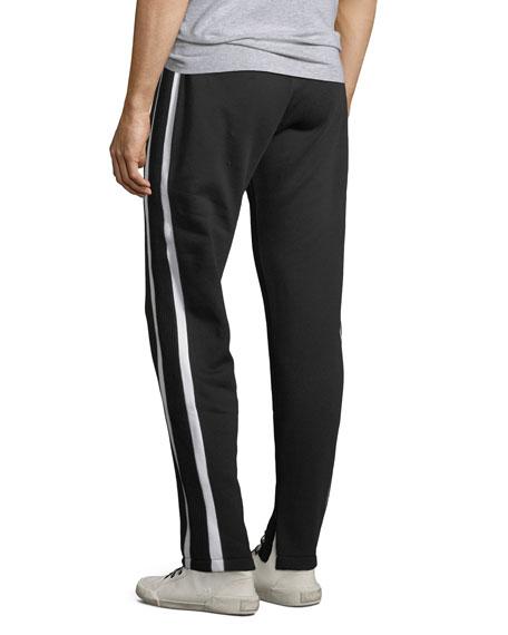 Men's Aiden Side-Striped Track Pants